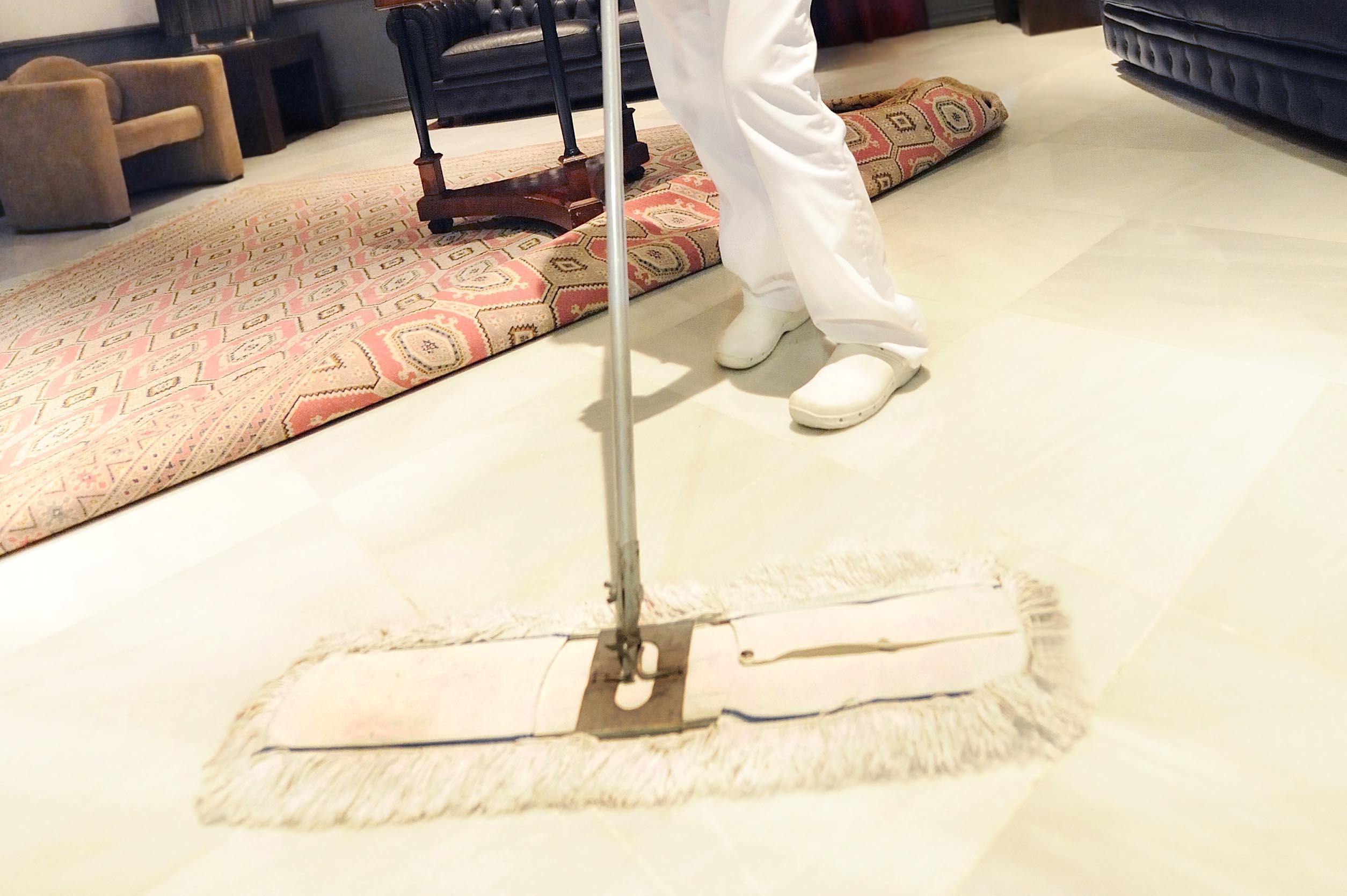 empresa limpieza de hogares