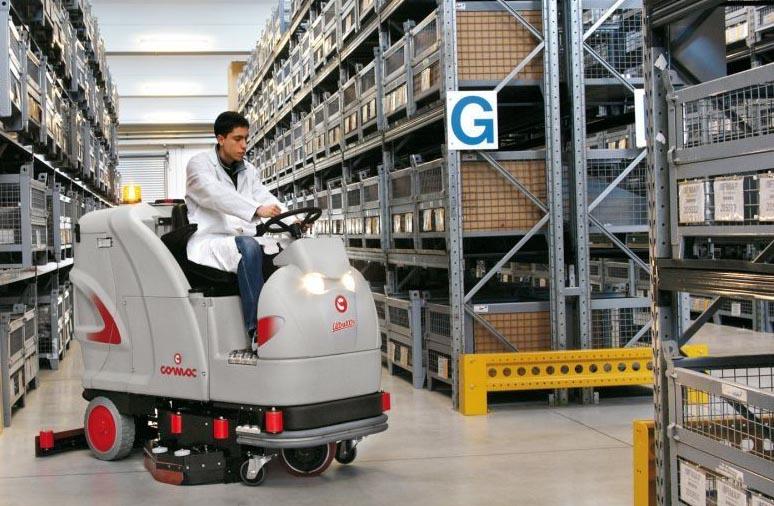 empresa de limpieza industrial malaga