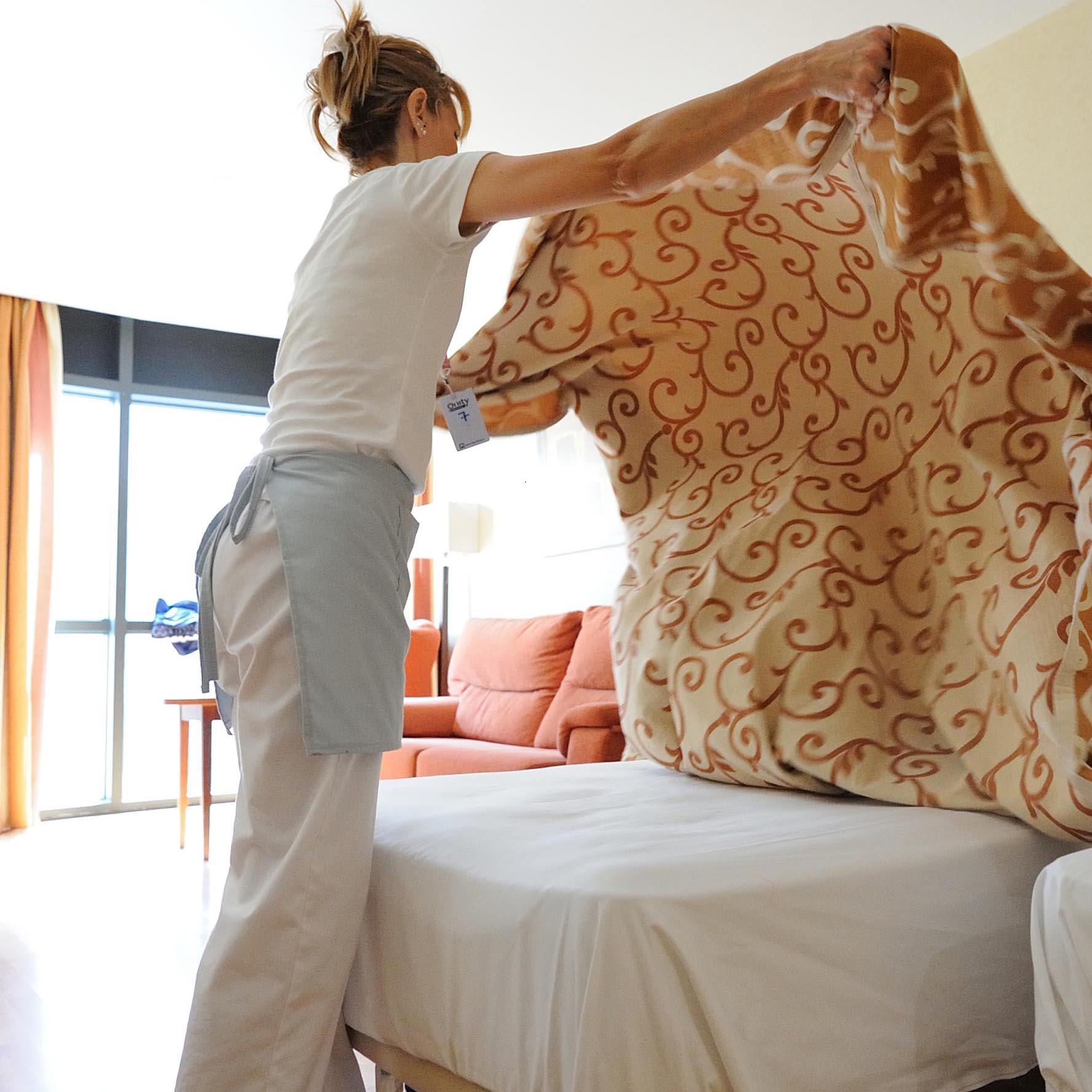 empresa de limpieza de hoteles