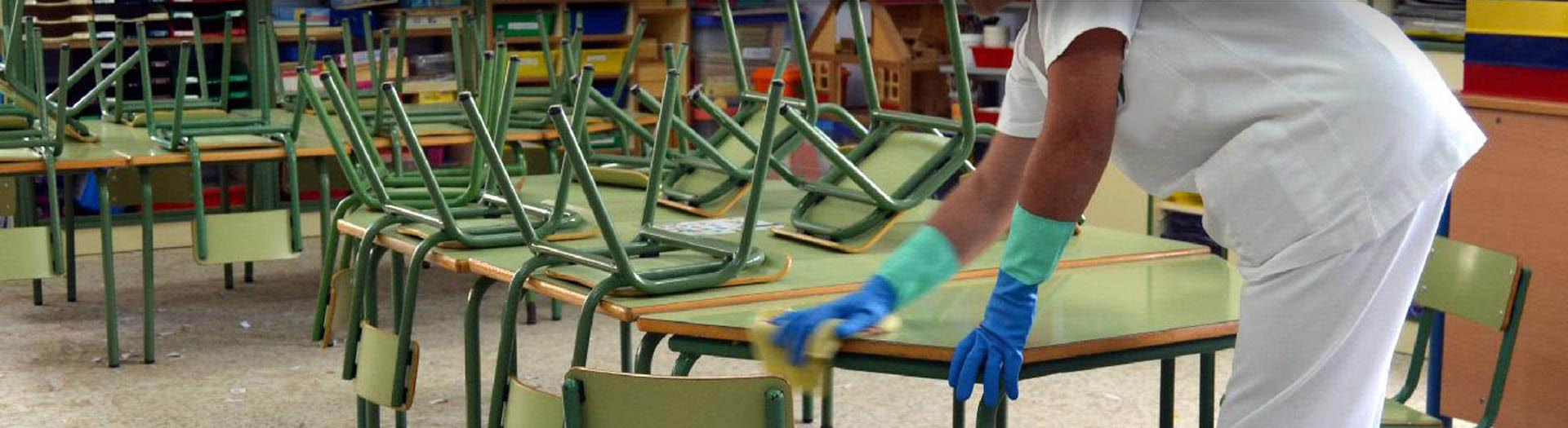 limpieza de institutos malaga